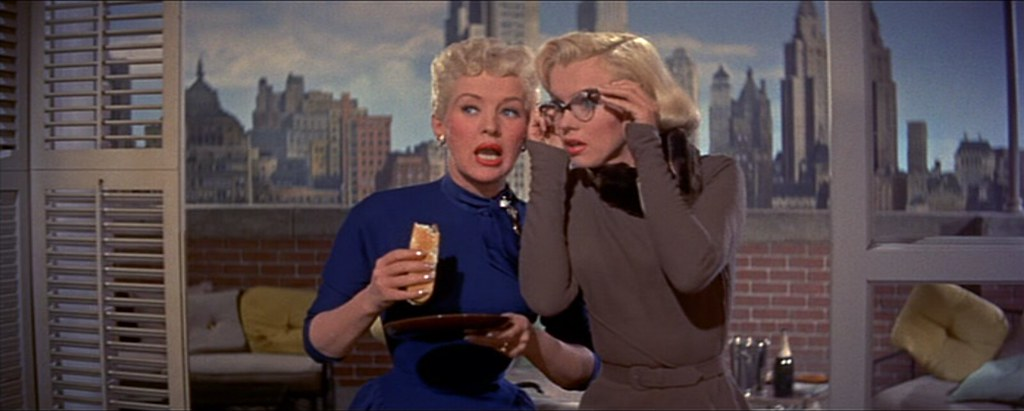 how to marry a millionaire.