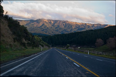 Driving down SH5 between Taupo and Napier
