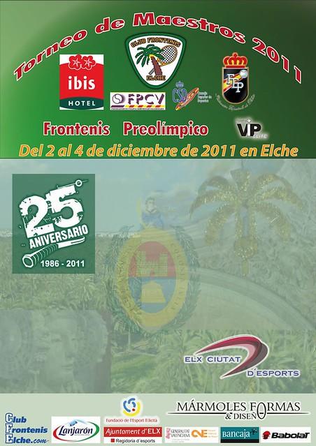 cartel-torneo-maestros-preolimpico-2011