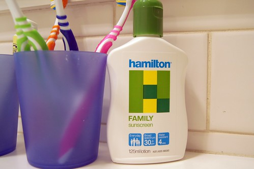 Hamilton Sunscreen Family