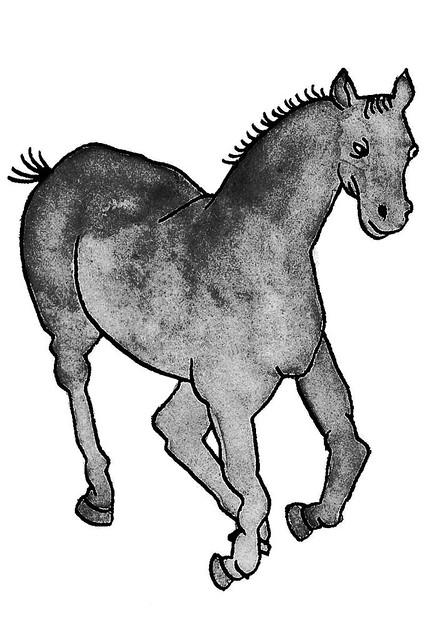 gullig häst STORSIDA