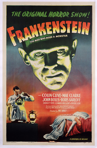L0070573 Frankenstein One-Sheet, 1931