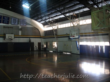 Faith Academy gymnasium