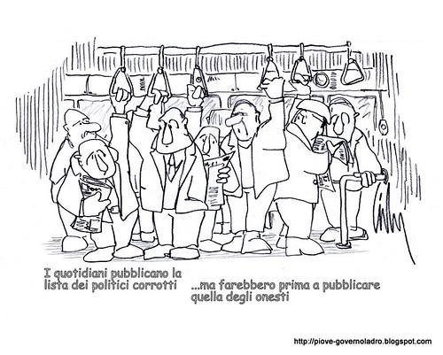 Indagati per corruzione by Livio Bonino