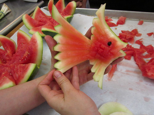 watermelon fishie