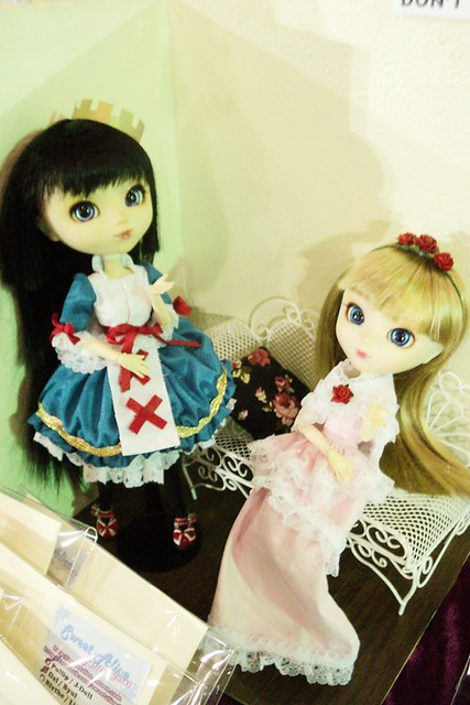 Sweet Alice Display in Doll Fete 2012