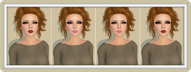 Beth Skin from Izzie's - Make ups 1