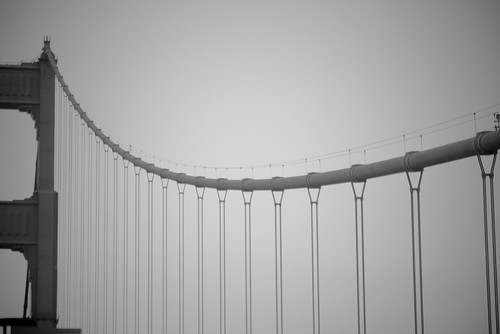 Black & White Bridge 5