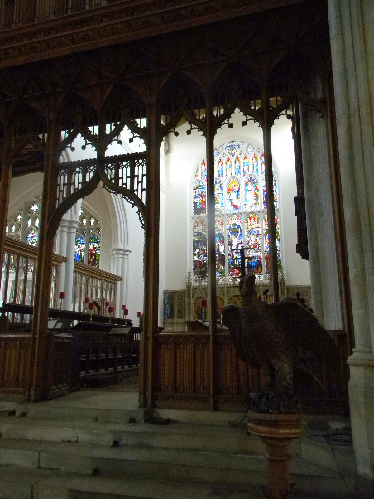 St Mary's Church, Saffron Walden Great Chesterford to Newport