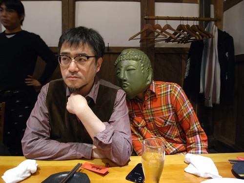 「ア・ソング・フォー・ユー」鈴木聡×「ミツコ感覚」山内ケンジ トークイベントin酒蔵