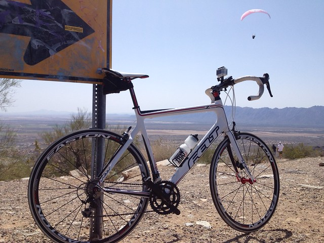 Felt Z5 south mountain climb