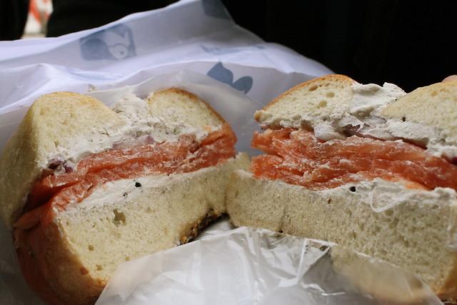 norewegian salmon