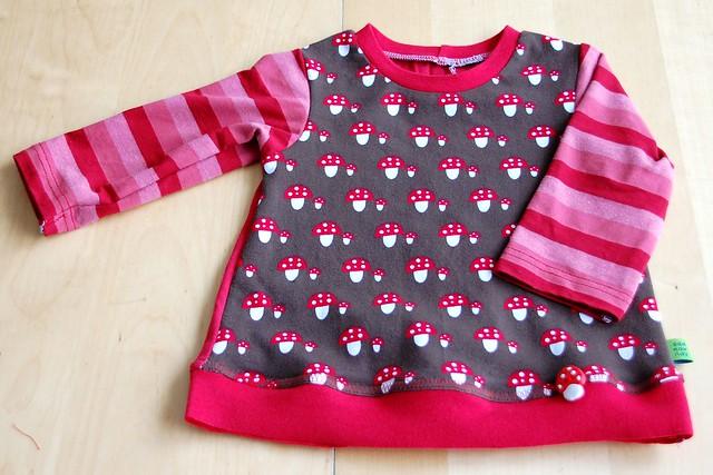 Babyshirt, Gr. 50/56