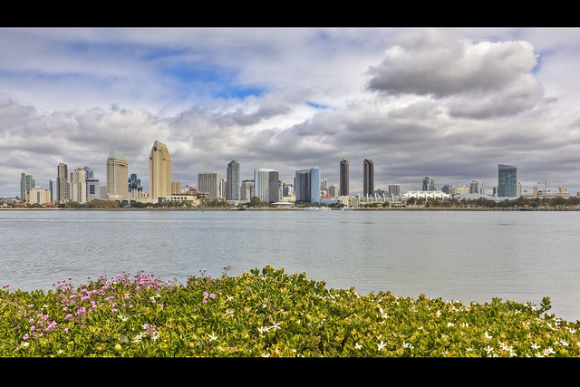 San Diego Bay & Downtown Skyline
