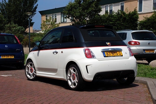Abarth 500 Convertible