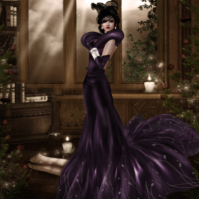 Winner- The Essence of PurpleMoon- Caoimhe Lionheart