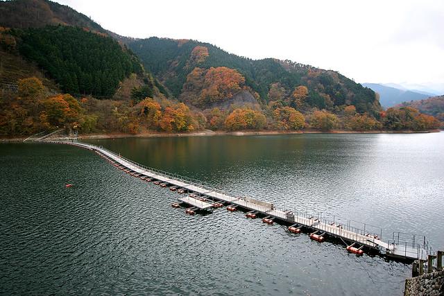 Lake Okutama - 04