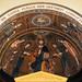Potsdam Park Sanssouci, Friedenskirche,Mosaik  13. jhd. , Santa Cipriana, (Apsis) by Wolfsraum