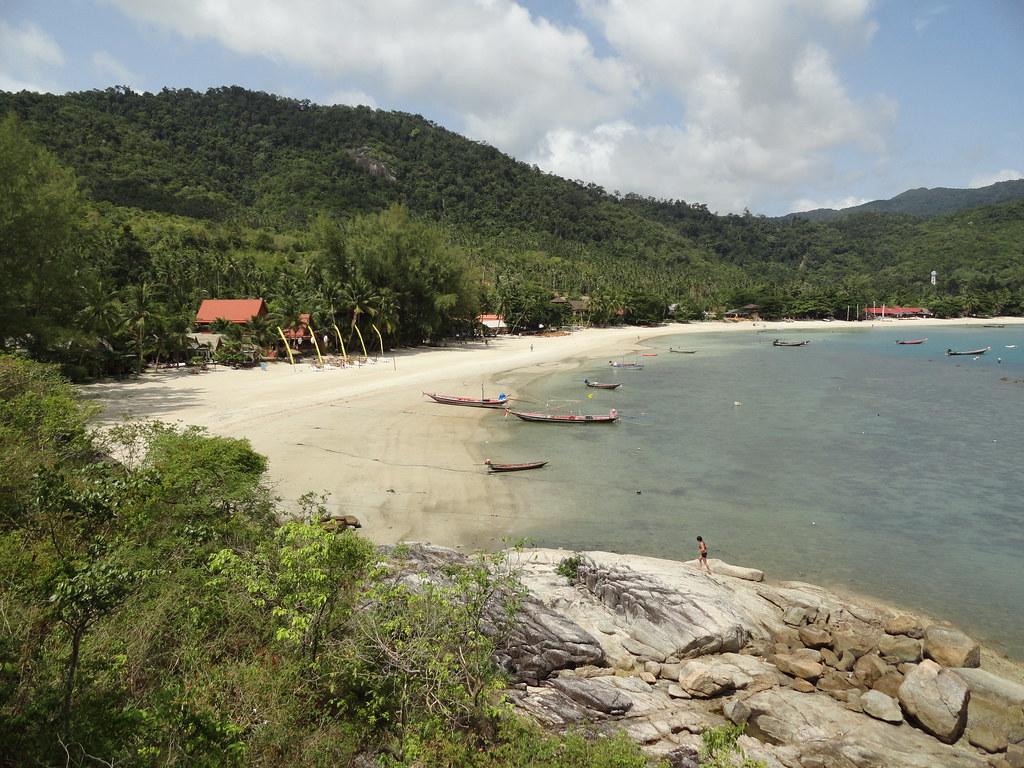 Koh Phangan, Tong Nai Pan Yai Beach