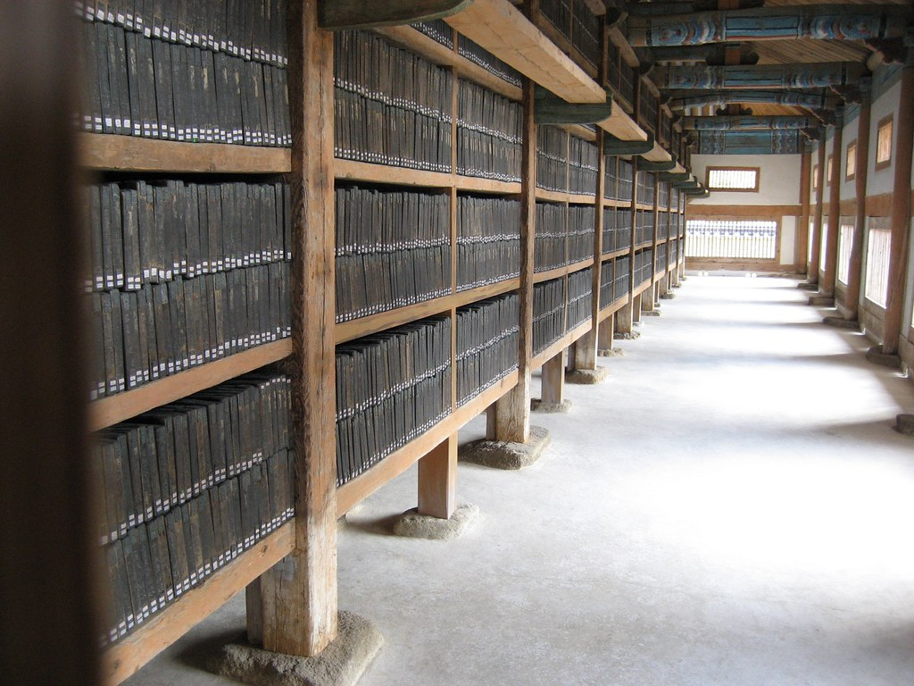 Haeinsa Temple, Tripitaka Koreana