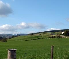 COMRIE - BRACO ROAD Scotland