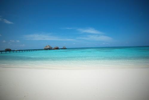 Beautiful ocean, Maldives by Alberto Ziveri