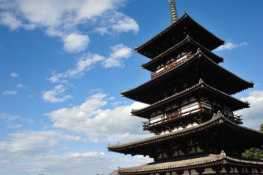 Yakushiji (藥師寺)