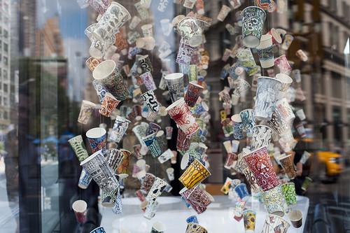 Cups Prow artspace Flatiron