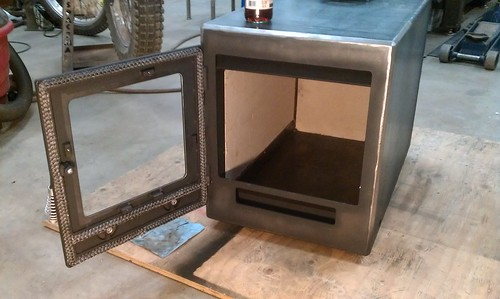 Wood Stove W Secondary Combustion Ofn Forums