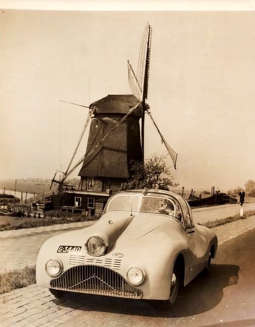 1948 Gatso Roadster (Holland)