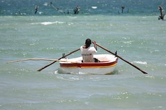 dinghy, vehicle, sports, sea, skiff, watercraft rowing, boating, water sport, watercraft, boat, paddle,