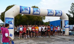 LMC France race participants for the Worlwide CML Awareness Day (FRANCE)