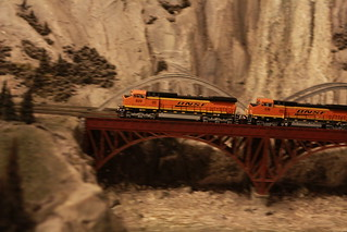 MSI Great Train Story