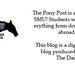 pony post with text