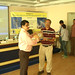 "Seminar on ""Microwave Devices and Wireless Network - 2011"" on 05.11.2011 delivered by Prof. (Dr.) Monojit Mitra - Associate Professor, BESU and Prof. (Dr.) Bhabani P Sinha - Professor & Head, ISI, Kolkata and Fellow, IEEE were enlightened the knowledg"