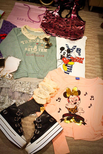 Hep Five Shopping Haul