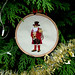 Steampunk Santa Steampunk Christmas Decoration
