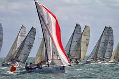 yacht racing, sail, sailboat, sailing, sailboat racing, vehicle, sailing, sports, skiff, windsports, mast, wind, watercraft, scow, dinghy sailing, boat,