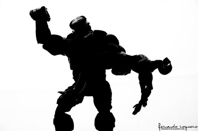 365 - 25 - Hulk Vs. Spider-Man Flickr