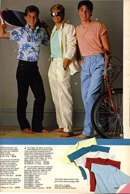 Miami Vice look for high school '86 | Flickr - Photo Sharing! - photo #12