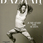 Tracy Anderson shares her fitness secrets with Bazaar.