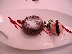 Nuevas formas y texturas del chocolate - Restaurante Goizeko Kabi'ar - Madrid