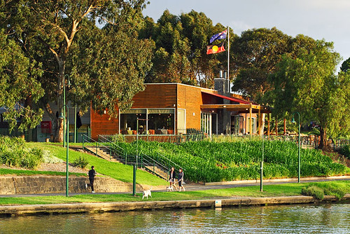 Boathouse Cafe, Moonee Ponds, Melbourne, Victoria, Australia IMG_4435_Maribyrnong_River