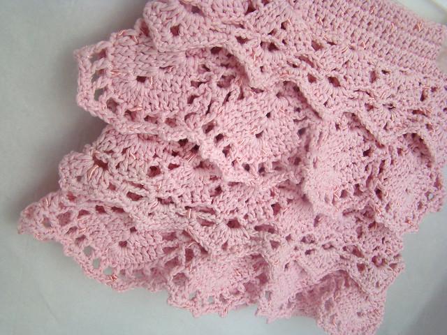 Crochet Ruffle Skirt PATTERN Flickr - Photo Sharing!