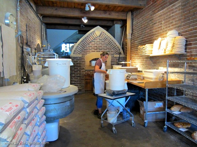 Fervere (Bakery) interior