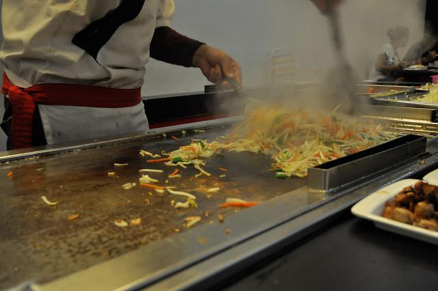 Teppanyaki 鉄板焼き ...