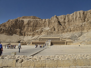 Image of Mortuary Temple of Hatshepsut.