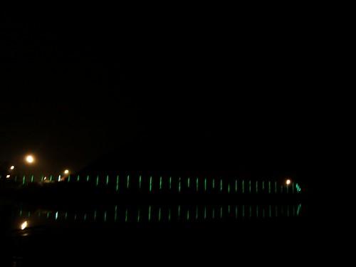 Hiilipino yöllä