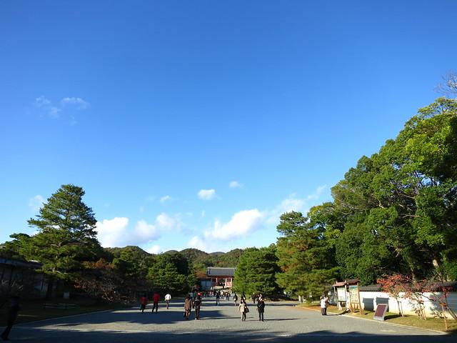 仁和寺 ninnaji x S100