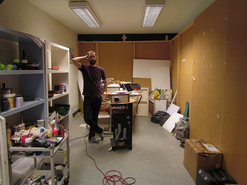 Studio of Nils-Thomas Økland